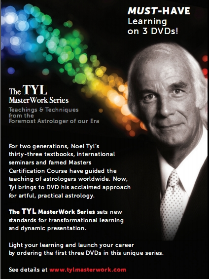 Tyl MasterWork Astrology DVD Series